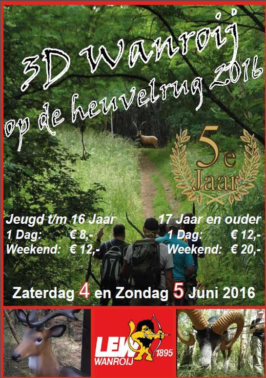 5e 3D LEW Wanroij @ Wanroij, Netherlands | Wanroij | Noord-Brabant | Nederland