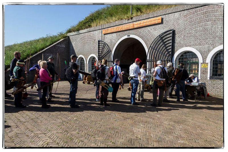 3D Fort Erfprins @ Fort Erfprins | Den Helder | Noord-Holland | Nederland