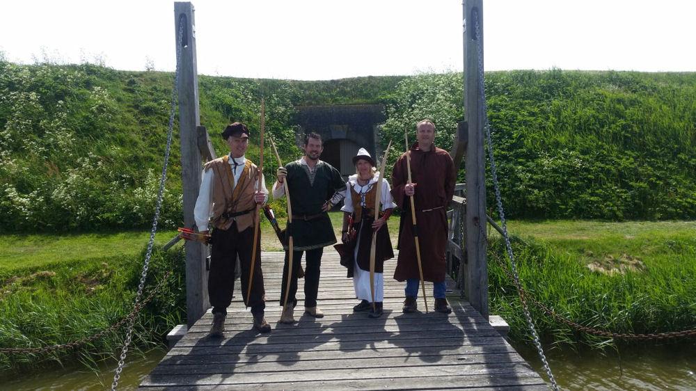 Schanstoernooi Eilandschutters @ Fort de Schans | Oudeschild | Nederland