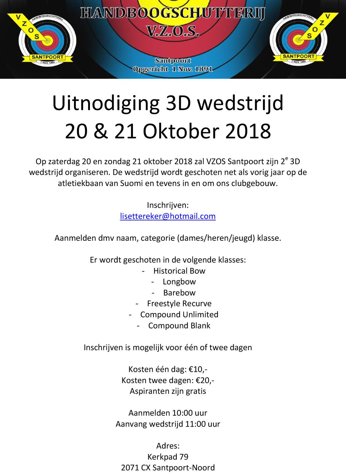 3D VZOS Santpoort @ VZOS | Santpoort-Noord | Noord-Holland | Nederland
