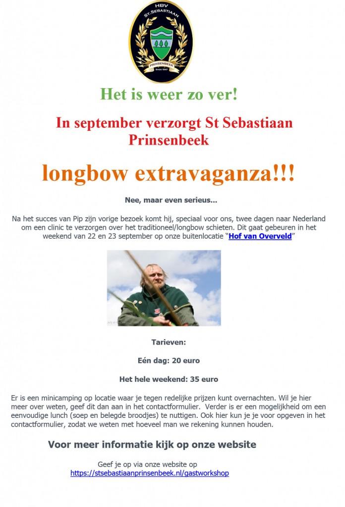 Workshop Pip Bickerstaffe @ Hof van Overveld | Prinsenbeek | Noord-Brabant | Nederland