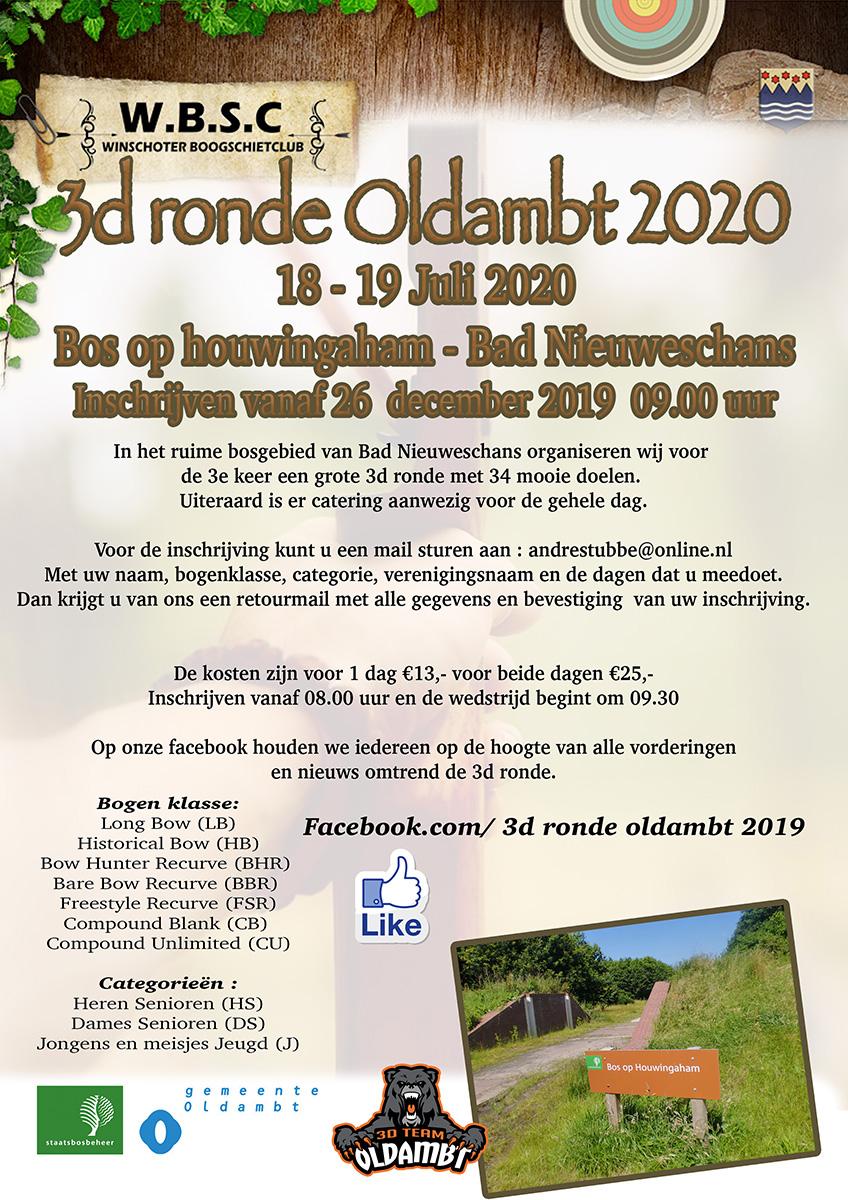 poster oldambt 2020 s