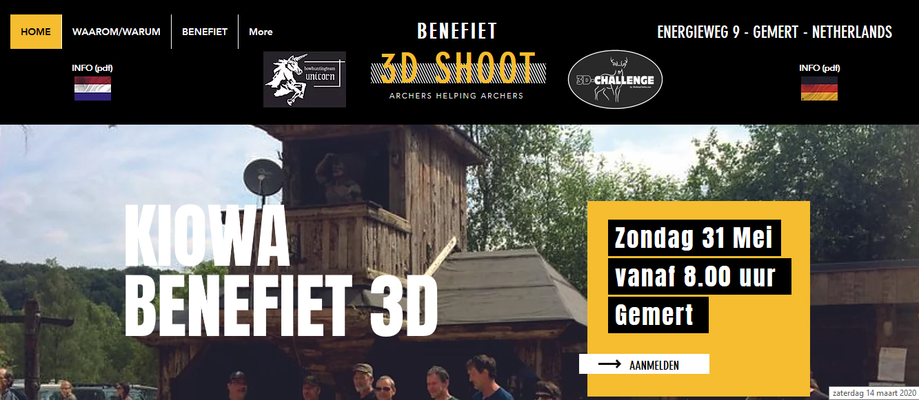 Benefiet site