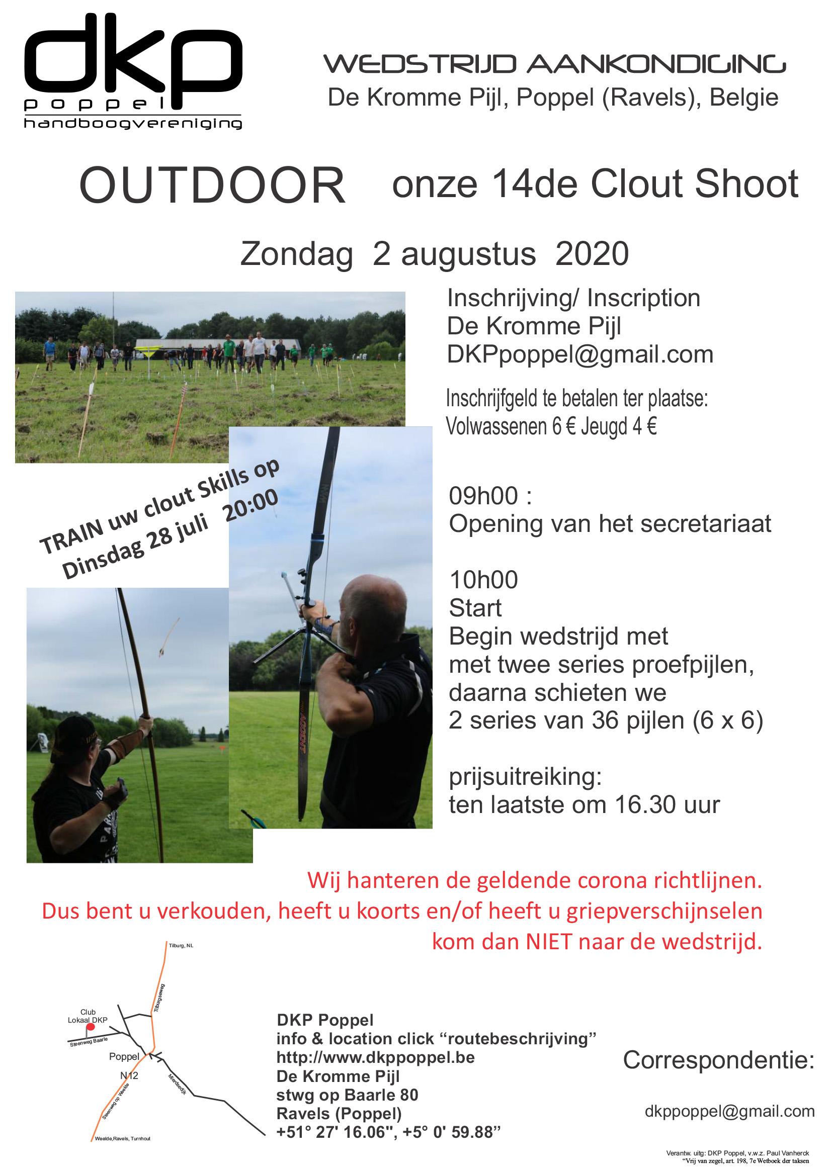14de Clout Shoot DKP @ De Kromme Pijl