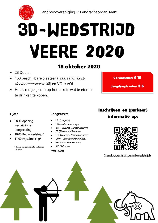 3D Veere @ Veersebos