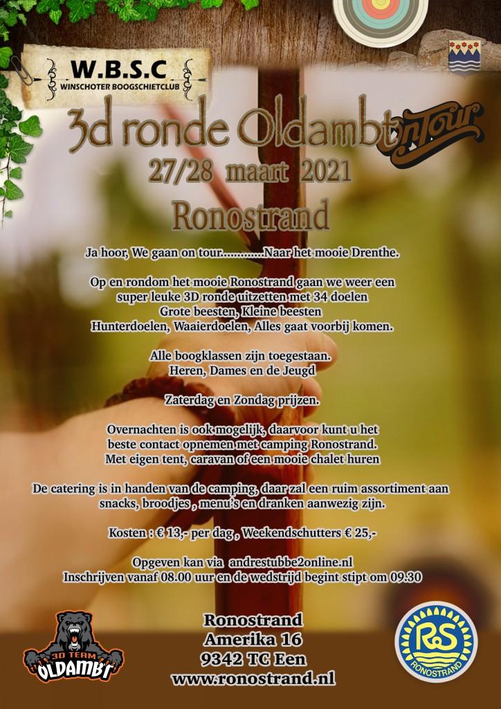 3D Ronostrand @ Ronostrand