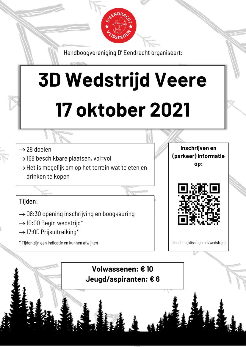 3D Veere @ Veerse bos