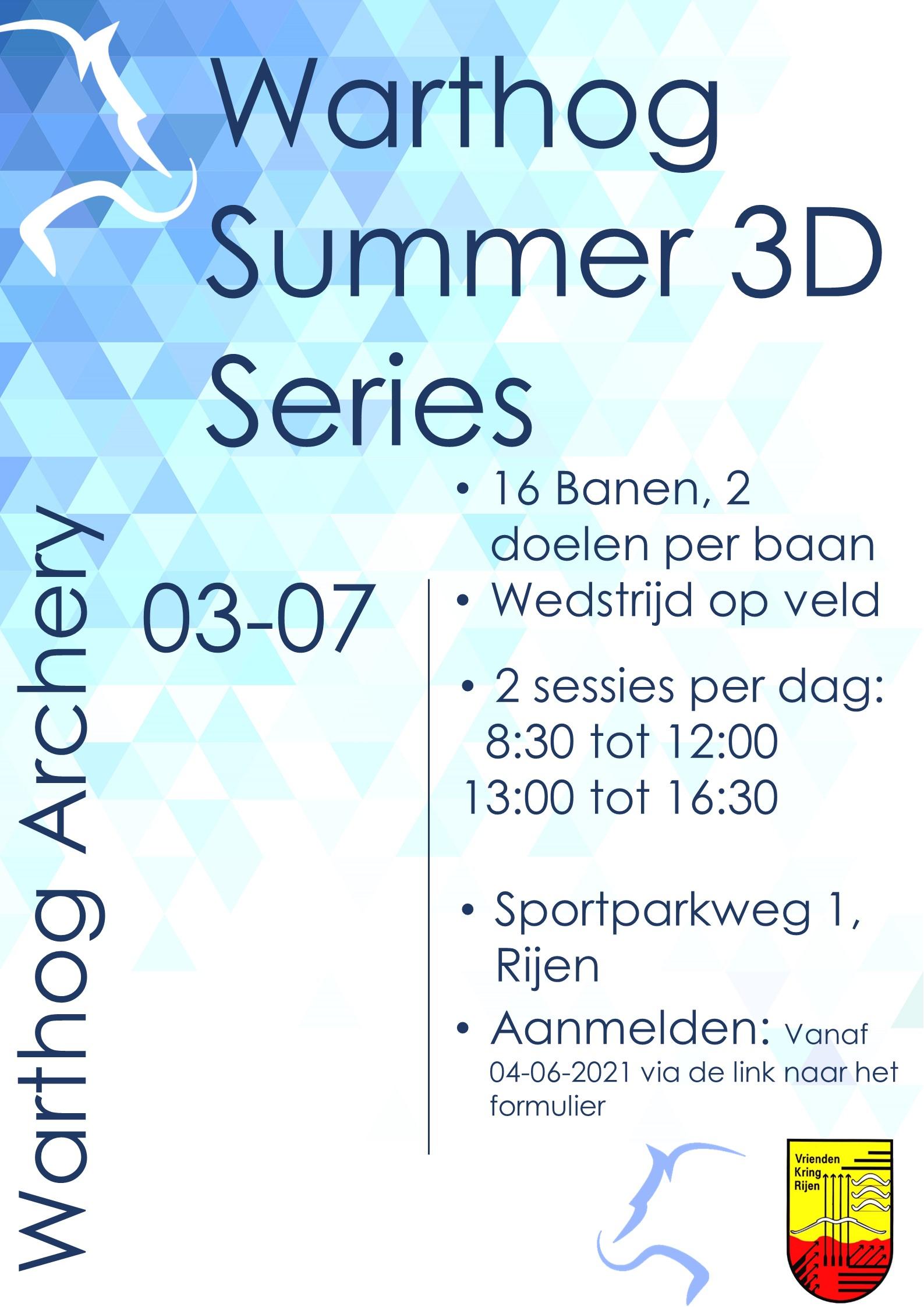 Warthog Summer Series