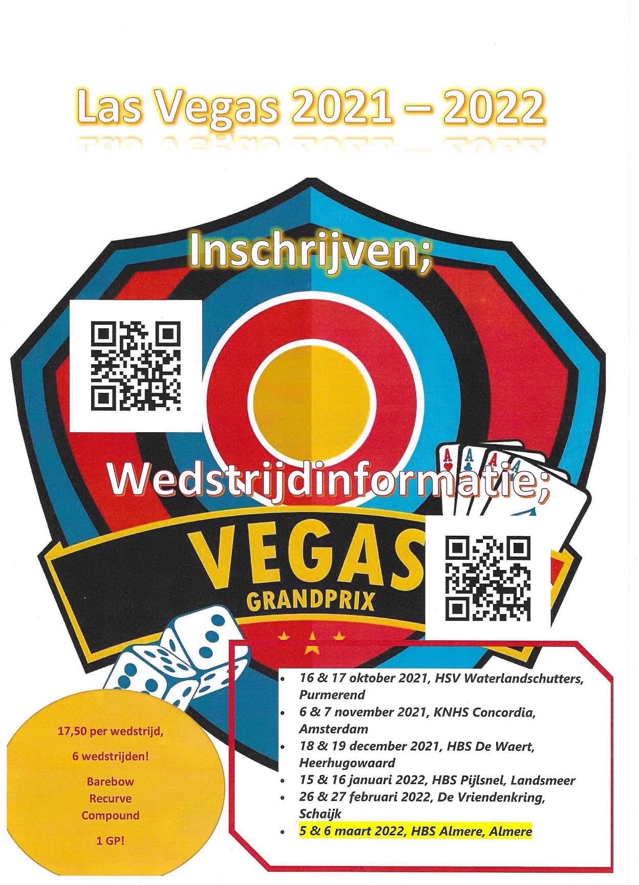 Las Vegas 2021 – 2022